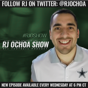 #RJOShow Ep.18: The Sociology Behind Being An NFL Fan With Josh Wye