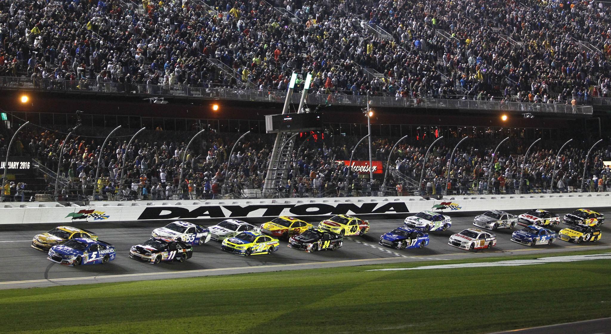 AP NASCAR Daytona 500 Auto Racing