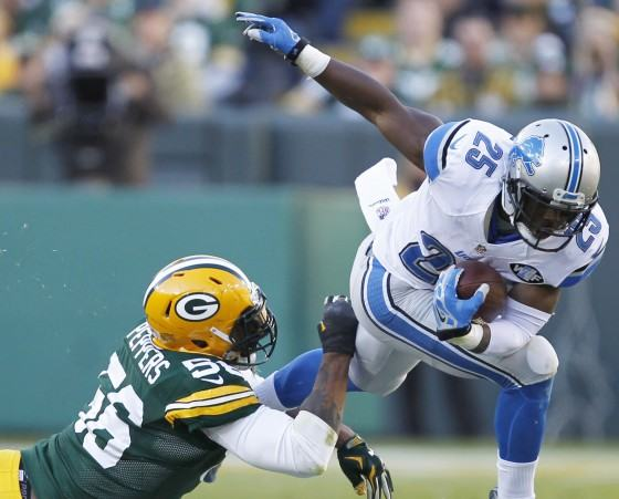 Divisional Rival Lions Stun Packers, Deliver Loss At Lambeau