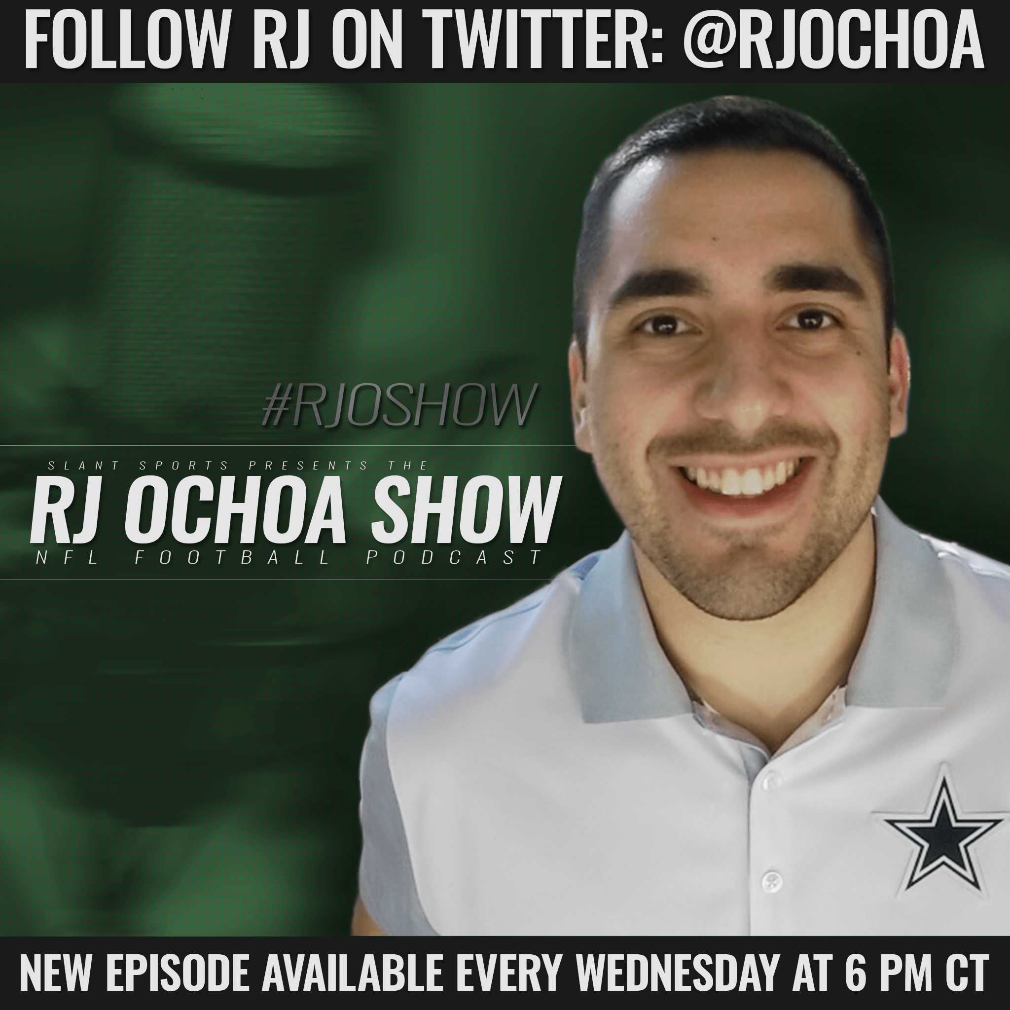 #RJOShow Ep.19: Cleveland Titles, New SNF Theme Song, & All-AFC Team 1