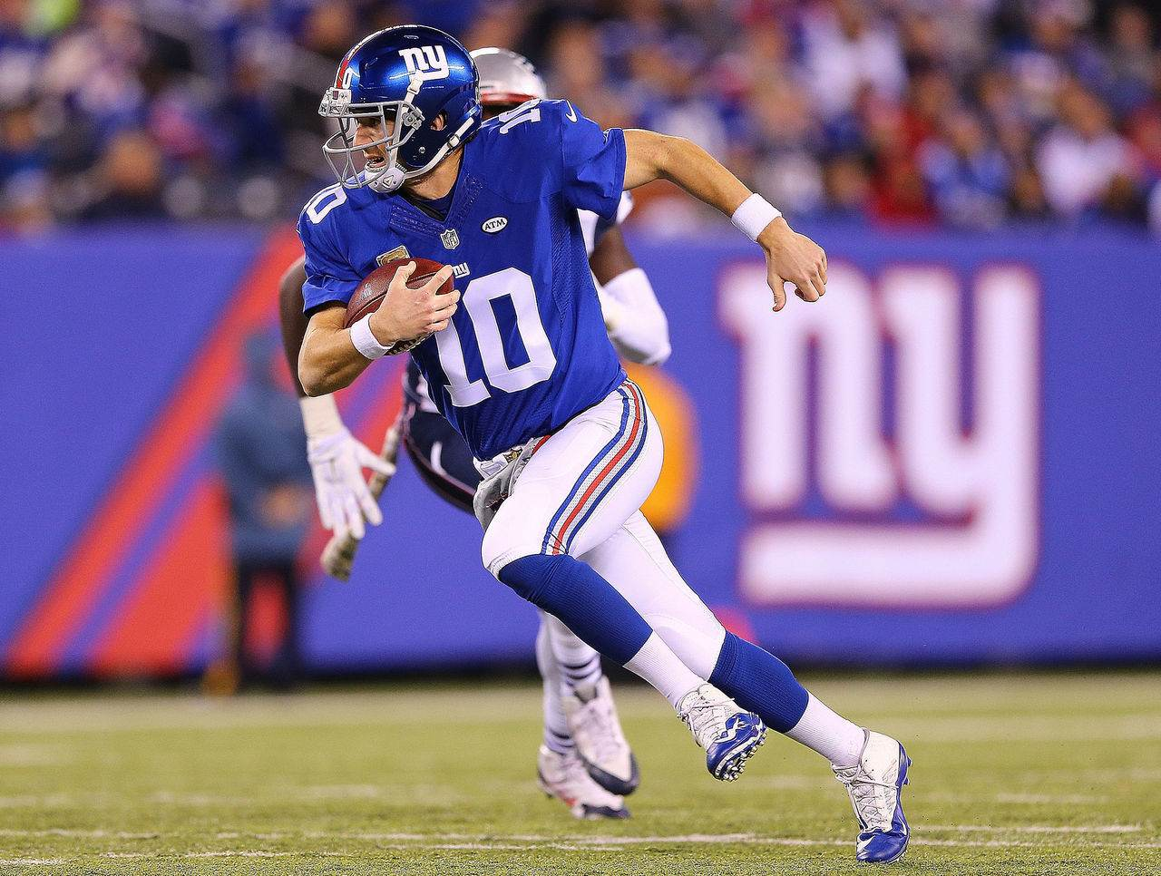 New York Giants To Wear White Pants In All 2016 Home Games 1