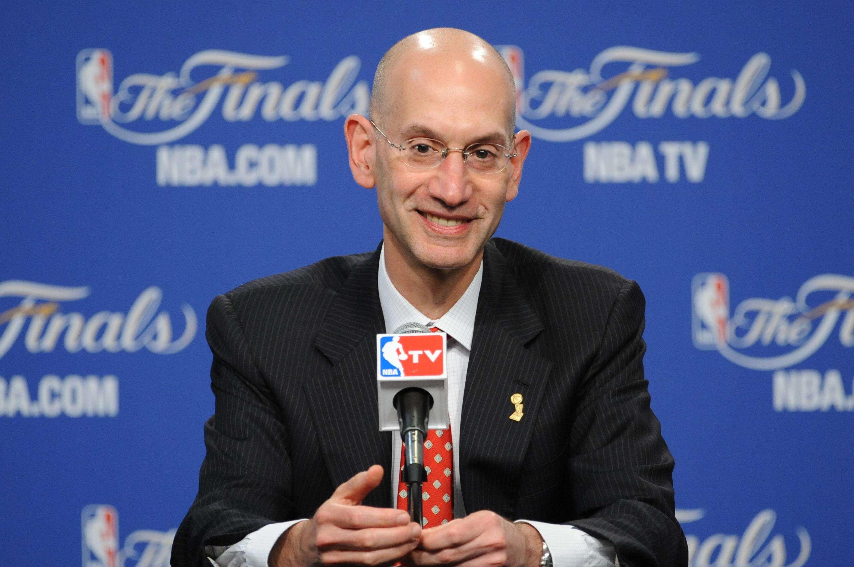 NBA Plans To Broadcast Regular Season Games In Virtual Reality