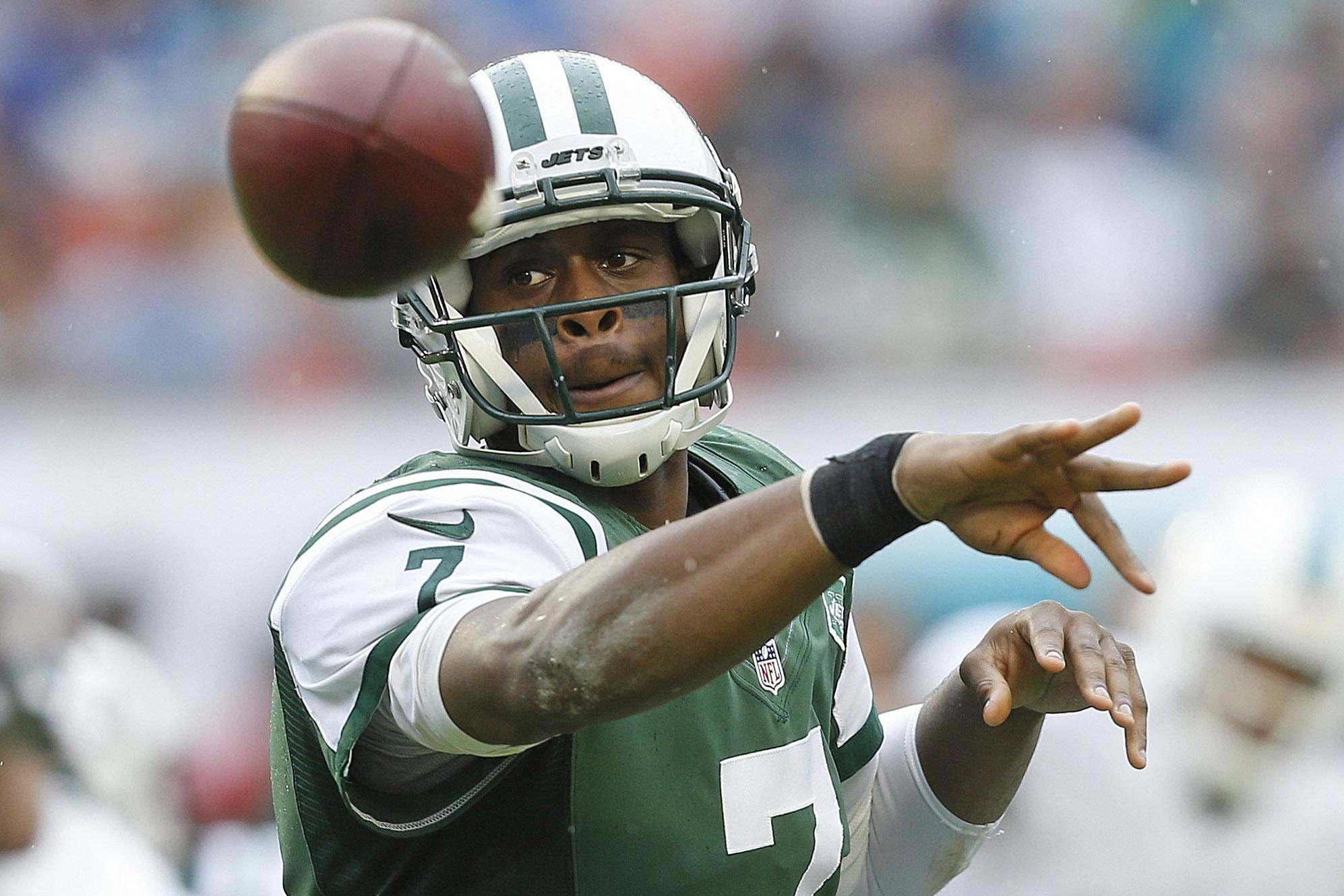 New York Jets Name Geno Smith Starting Quarterback