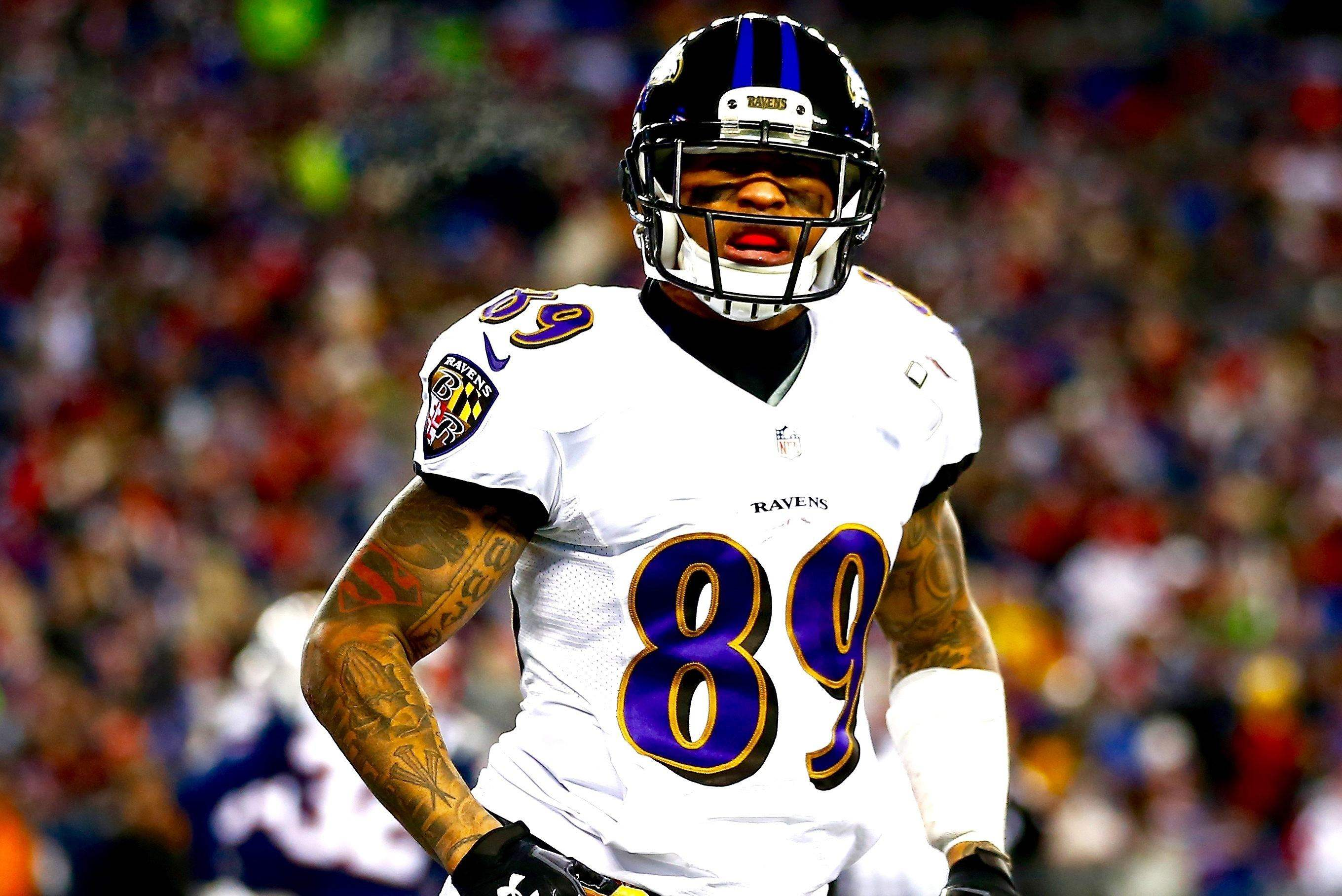 Ravens WR Steve Smith Tweets Message For Giants Kicker Josh Brown