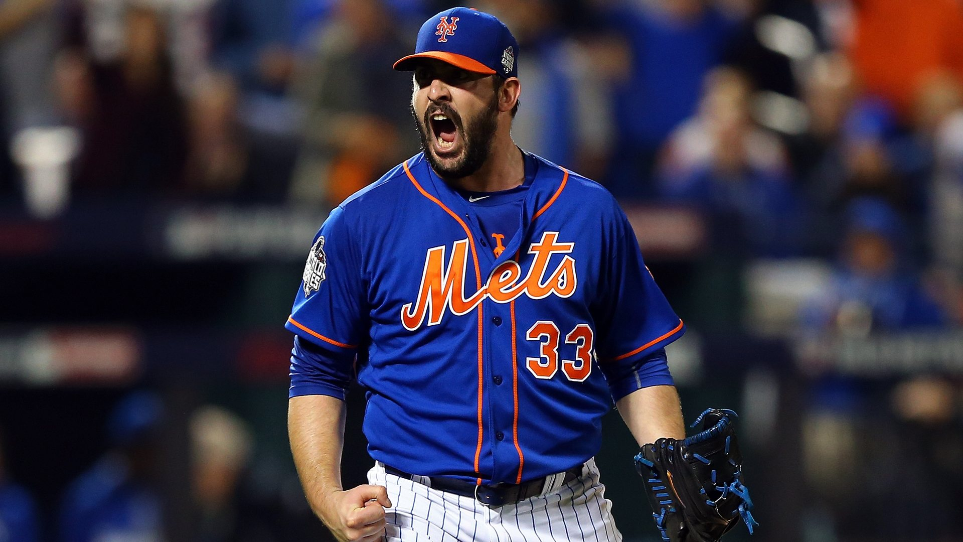 "Dark Knight No More? Matt Harvey Dresses As ""Two-Face"" On Halloween"