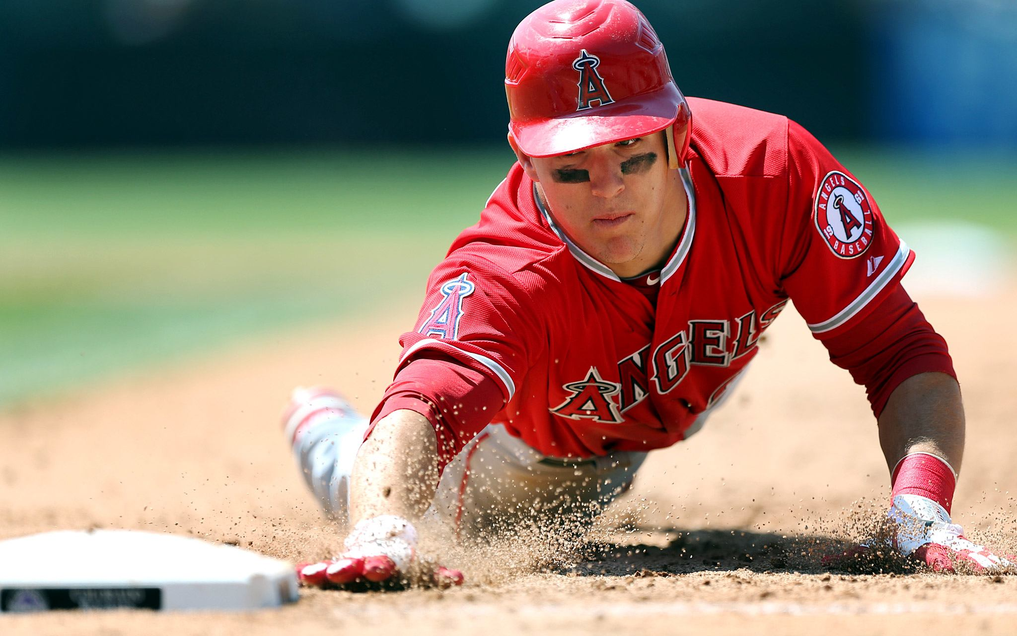 MLB Awards: Angels OF Mike Trout Named AL MVP