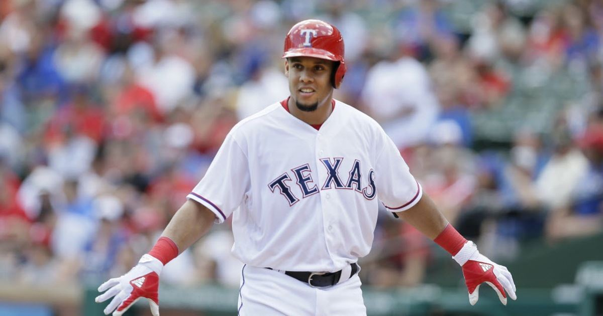 Carlos Gomez, Rangers