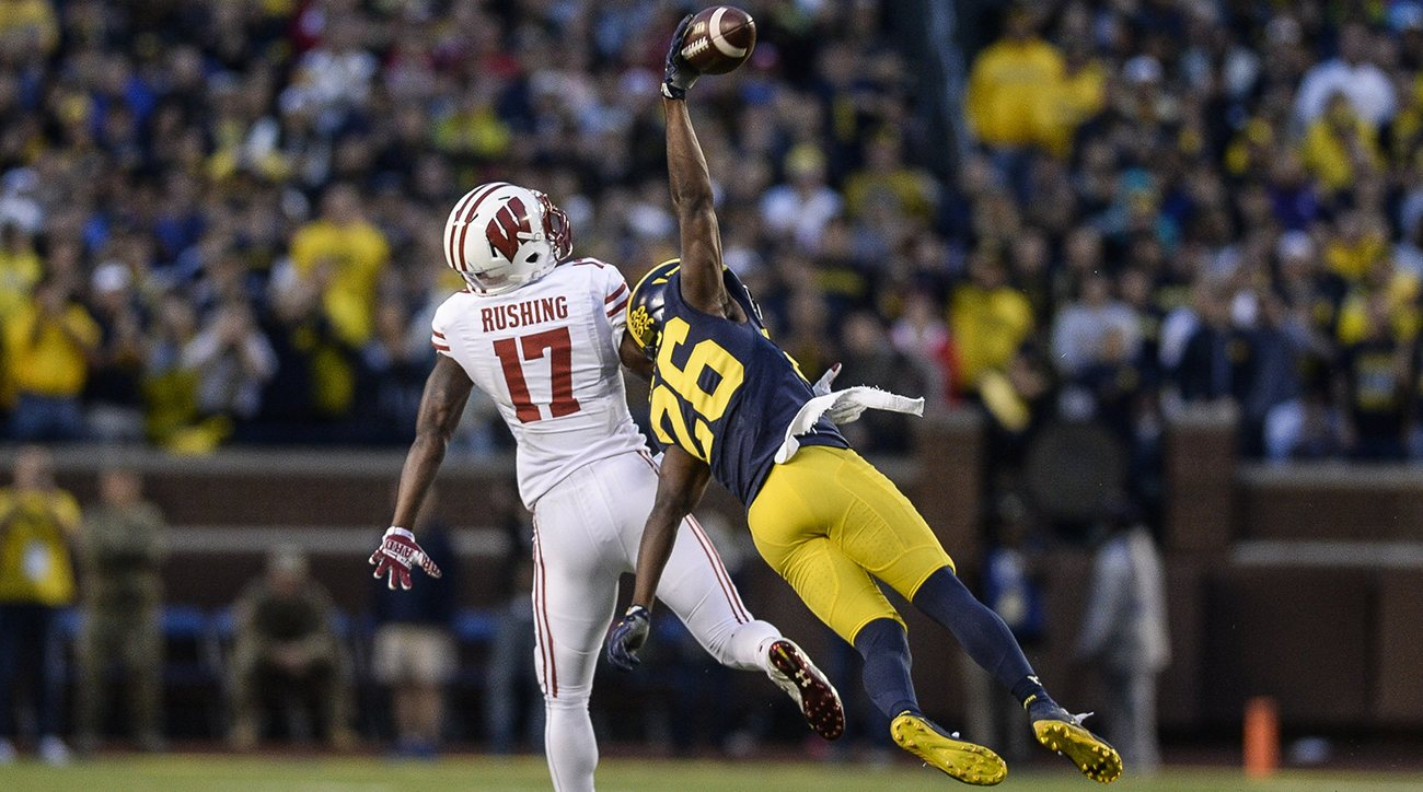 2017 NFL Draft: Reviewing Michigan CB Jourdan Lewis 1