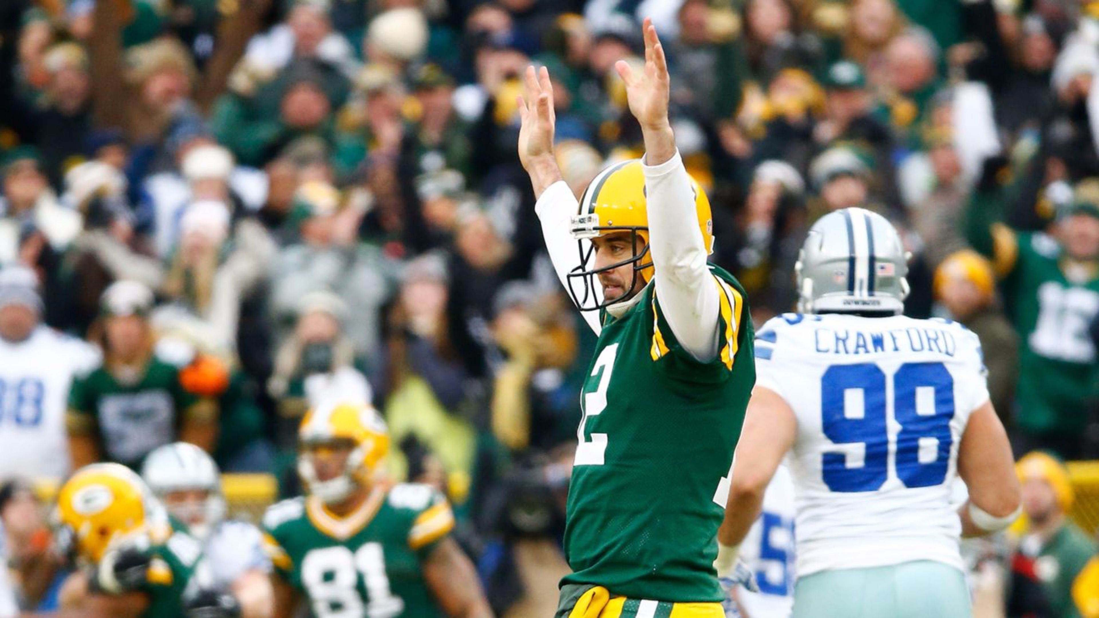 Film Room: How Can Cowboys Contain QB Aaron Rodgers?