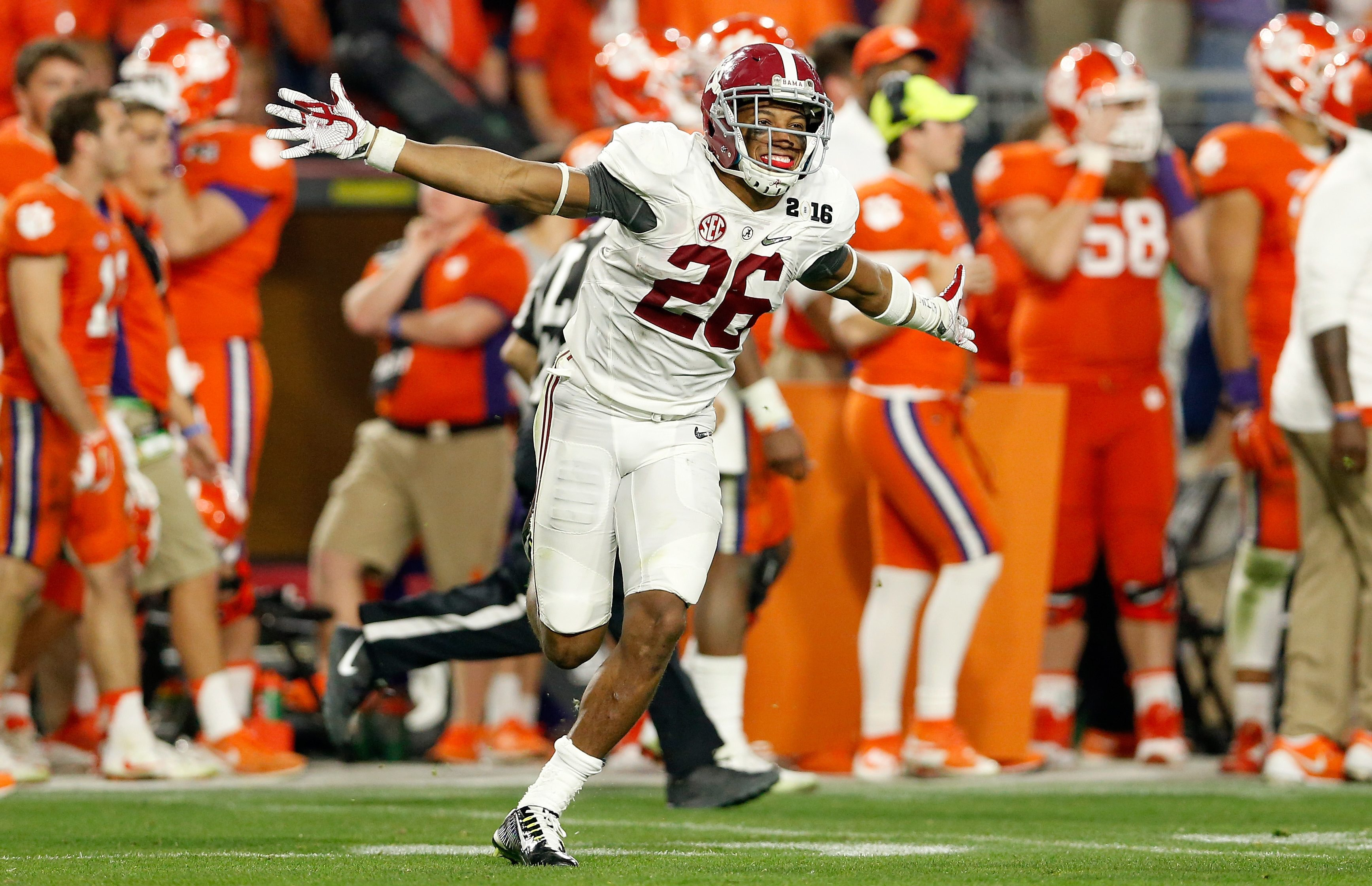 Marlon Humphrey, Alabama