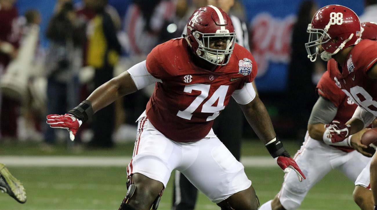 2017 NFL Draft: Scouting Alabama OT Cam Robinson