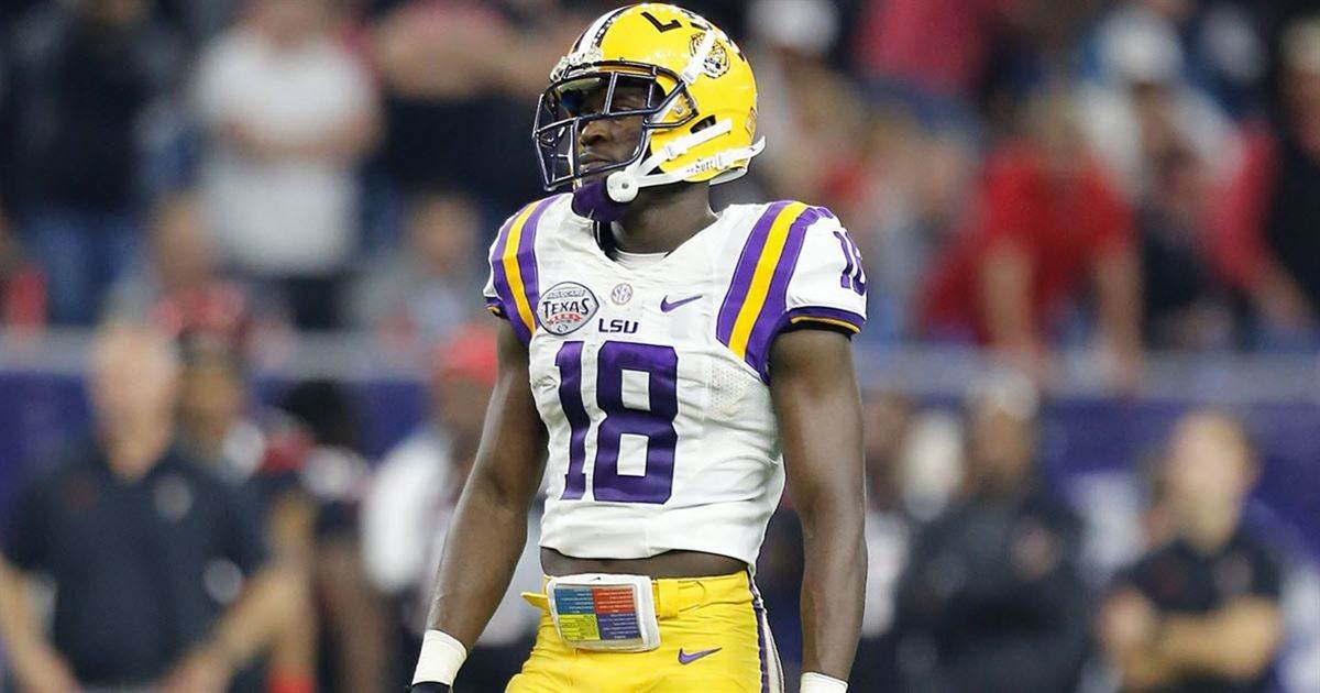 2017 NFL Draft: Scouting LSU CB Tre'Davious White