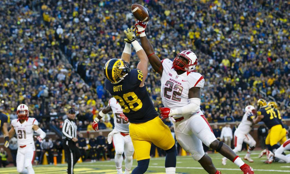 2017 NFL Draft: Scouting Michigan TE Jake Butt