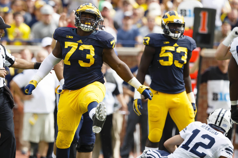 2018 NFL Draft: Scouting Michigan DT Maurice Hurst