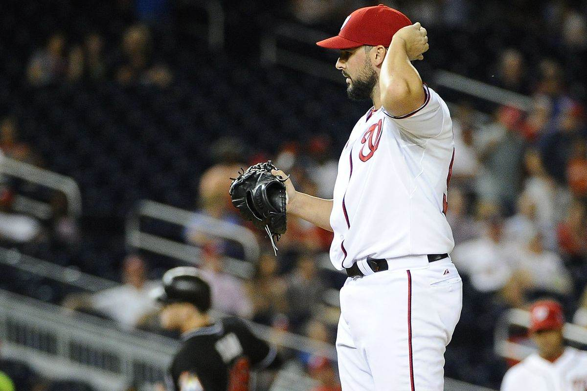 Washington Nationals Struggles Continue As First Half Nears It's End