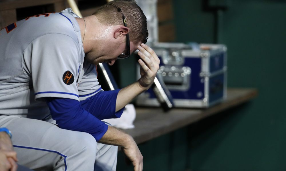 New York Mets Create New Version of Rock Bottom