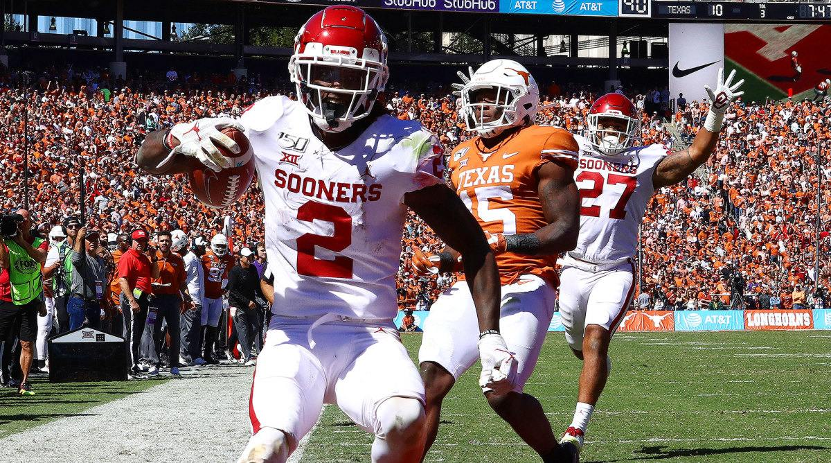 4 Oklahoma Sooners Will be Drafted in the Top 100